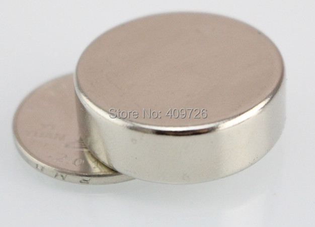 2 шт мощные Дисковые магниты Dia. 30 мм x 10 мм N35 Редкоземельные неодимовые художественные промыслы, магнит на холодильник, производство Китай