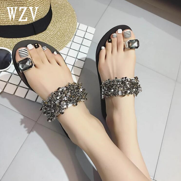 Woman Sandals 2018 Summer Women Concise Platform Open Toe Casual Shoes Woman Fashion Thick Bottom Wedges Sandals B10 vtota 2017 fashion wedges women sandals bling summer shoes woman platform sandalias soft leather open toe casual women shoes r25