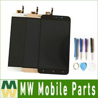 1PC Lot 5 5inch For Cubot Note S LCD Display Touch Screen Assembly Replacement Part Black