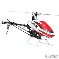 ALZRC дьявол 450 Pro V2 КСД/DFC комбинированный комплект вертолета самолет с ДУ вертолет каркасный комплект Мощность управляемый вертолет Drone