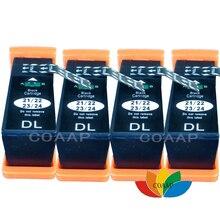 4 черный Dell 21 серии СОВМЕСТИМЫ Картриджи с чернилами для Dell V313 V313w V515w P513w P713w V715W
