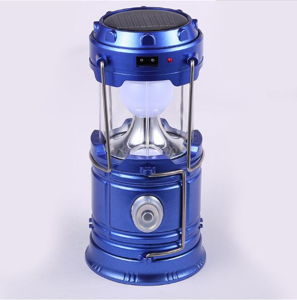 Solar chargering camping light,portable hand lamps,portable MIni,Scalable,free shipping
