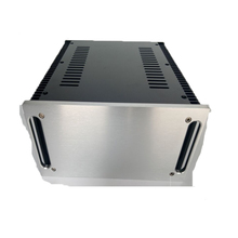 All aluminum power amplifier chassis/ amplifier case , 2412 small armor