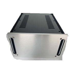 Image 1 - All aluminum power amplifier chassis/ amplifier case , 2412 small armor