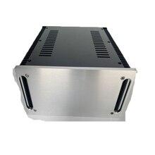 Todo alumínio amplificador de potência chassis/amplificador caso, 2412 armadura pequena