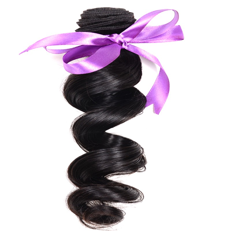 Indian Loose Wave Bundles 1 Pc Only 10-28 Inches Can Buy Mix Lengths JAYCEE Hair Extension Remy Hair Weave Human Hair Bundles