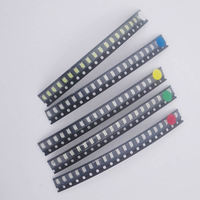 smd 1206 led 100pcs/lot 1206 SMD LED light Package LED Package Red White Green Blue Yellow 1206 led in stock Free Shipping (2)