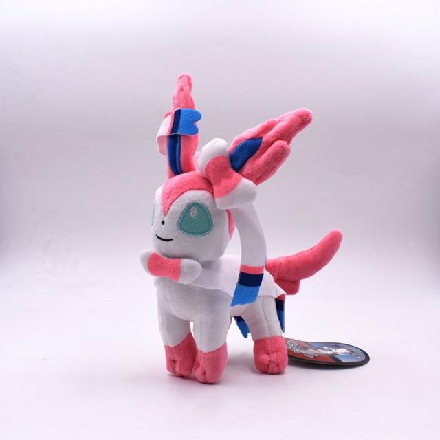 Аниме игрушка Покемон Сильвеон 20 см 1