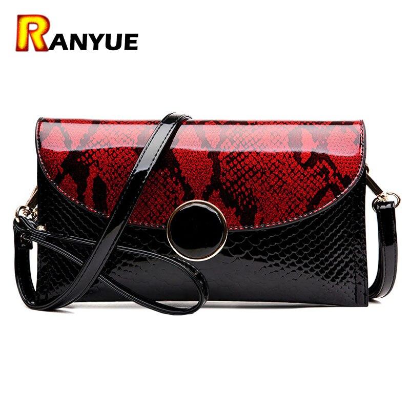 Compare Prices on Designer Black Patent Leather Handbags- Online ...