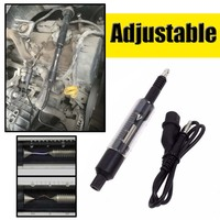 Mayitr Adjustable Car Spark Range Test Spark Plugs Tester Wires Coils Diagnostic Tool Coil Ignition System