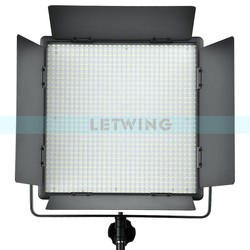 Godox LED1000C Studio Video Light Lamp for Camera Camcorder Wireless Remote Changeable Version 3300K-5600K