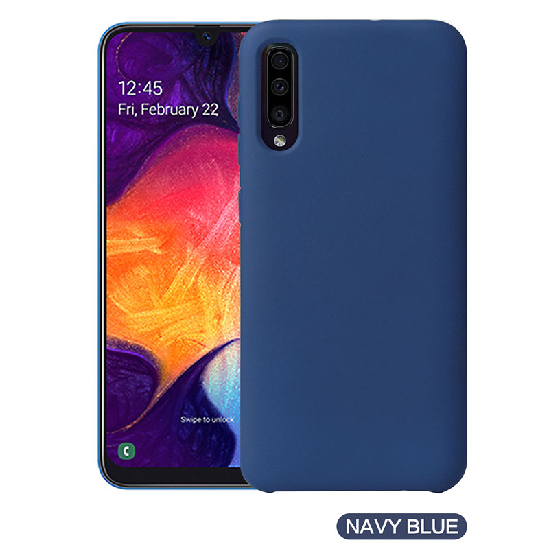 official original like silicone case for <font><b>Samsung</b></font> galaxy <font><b>A70</b></font> A705 cases cover tpu back covers fundas coque <font><b>hoesje</b></font> kryt tok etui image