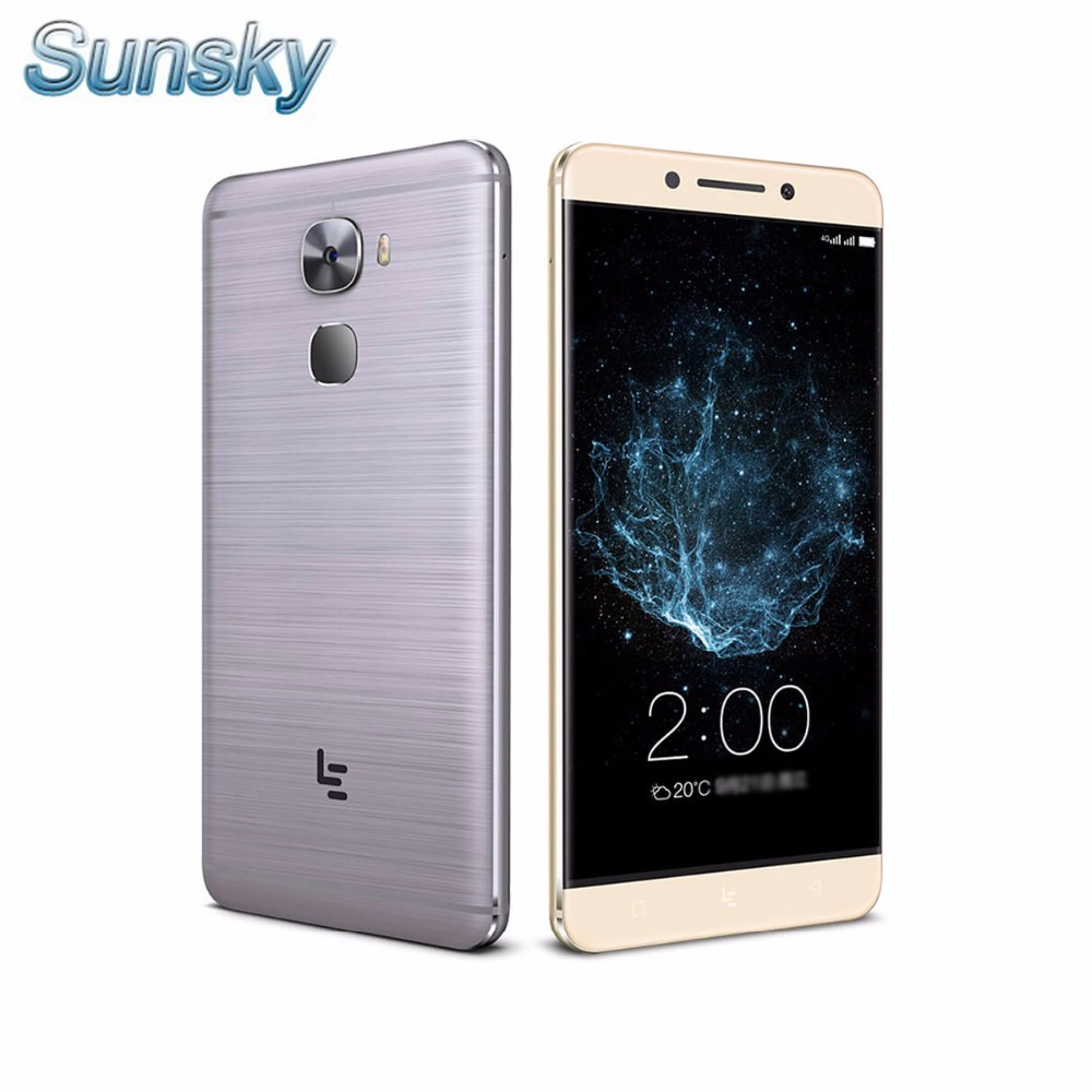 Цена за LeTV LeEco Le Pro3/X720 6 ГБ RAM 64 ГБ ROM 5.5 дюймов Android 6.0 OS 4 Г LTE Смартфон 64 бит Qualcomm Snapdragon 821 Quad Core Телефон