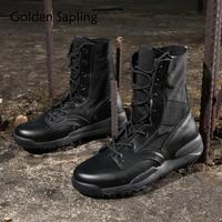 Or Gaules Mens de Suivi de Bottes Hommes Sneakers Montagne Chaussures de Randonnée En Plein Air Homme Sneakers Trekking Chaussures Hommes Tactique Bottes