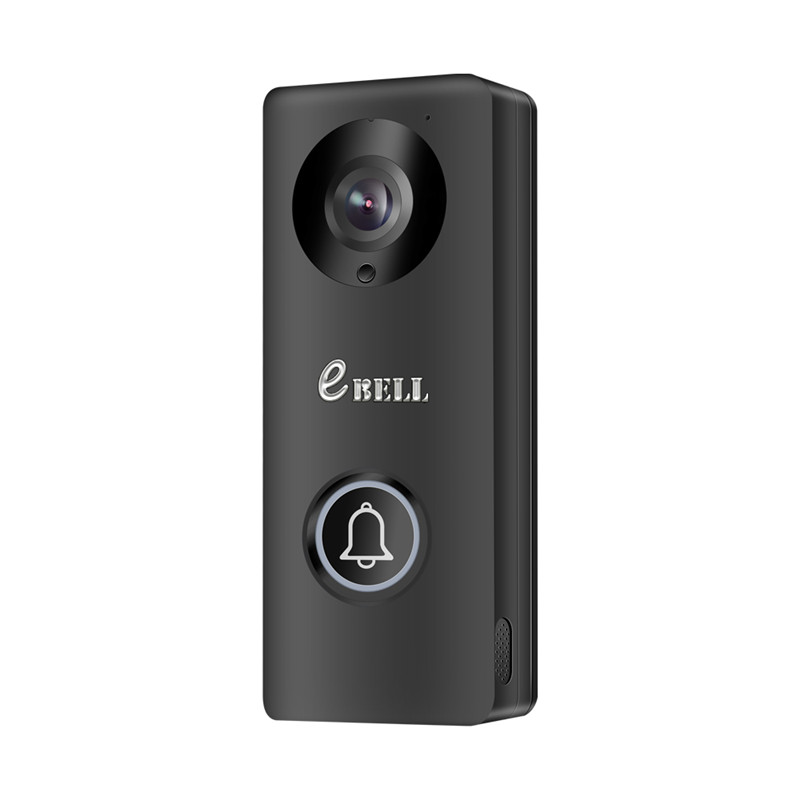 2MP 1080P Wireless WIFI IP Doorbell Wide Angle Video Door Phone