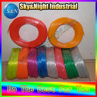 Neon light flexible neon any three roll color (100M/roll) for choosing+Free shipping(excluding inverter)