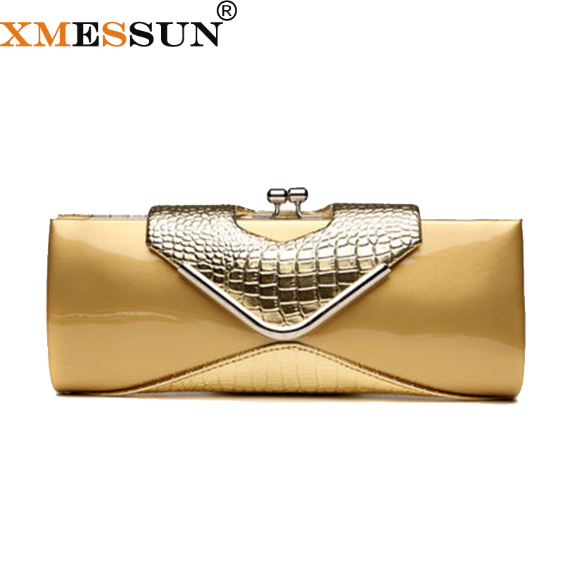 XMESSUN Women Bag Clutch-Bag Chain Crocodile-Pattern New-Fashion H92 The of Tide-Version