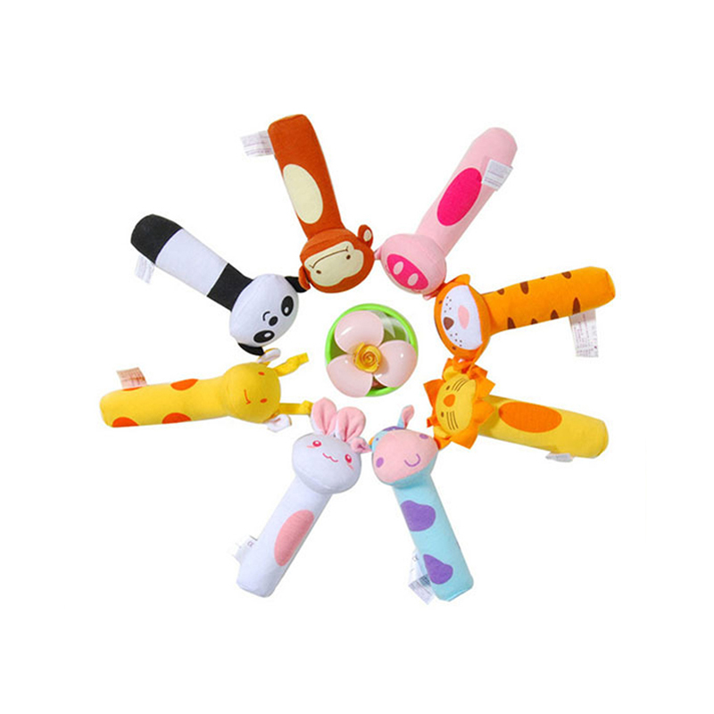 Baby-Animal-Shaped-Catoon-Hand-Bell-Ring-Rattles-Kid-Plush-Soft-Toy-High-Quality-1