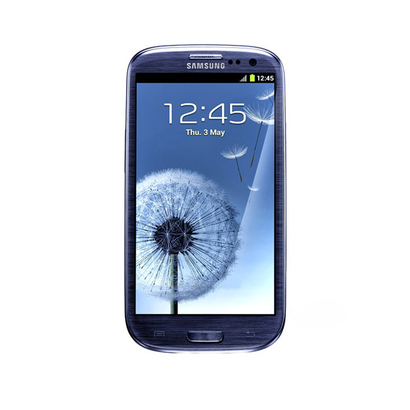 bilder für Smartphone original samsung s3 i9300 quad core 8mp kamera 4,8 ''gps wifi 3g wcdma entsperrt handy