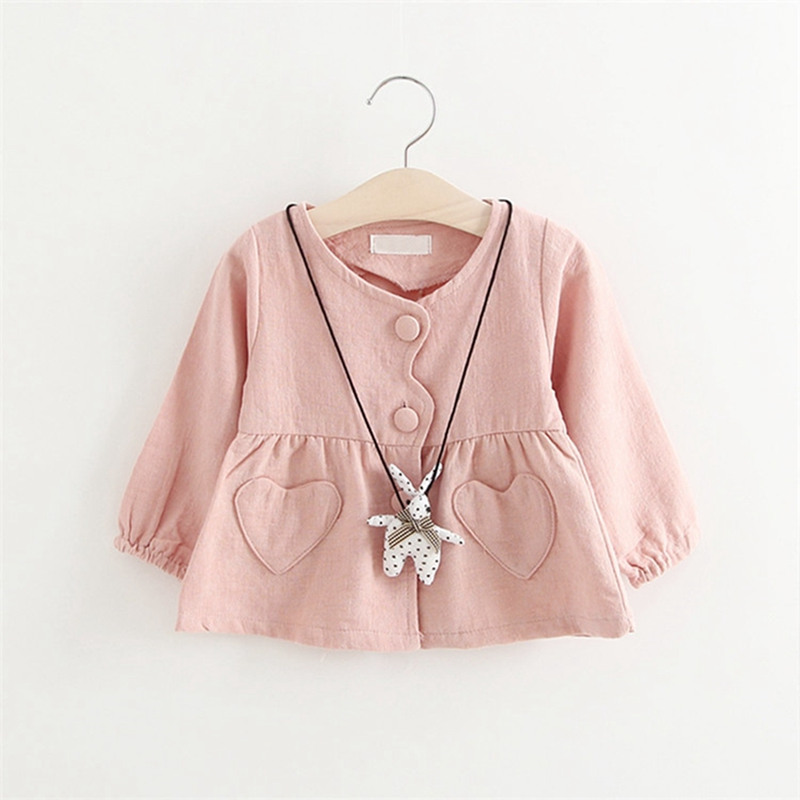 2017 Spring Cardigan For Baby Girls