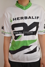 HERBALIFE 24 Colors Choose Pro Cycling Jerseys Ropa Ciclismo/Breathable Bicycle Clothing/Quick-Dry GEL Pad Mountain HERBALIFE