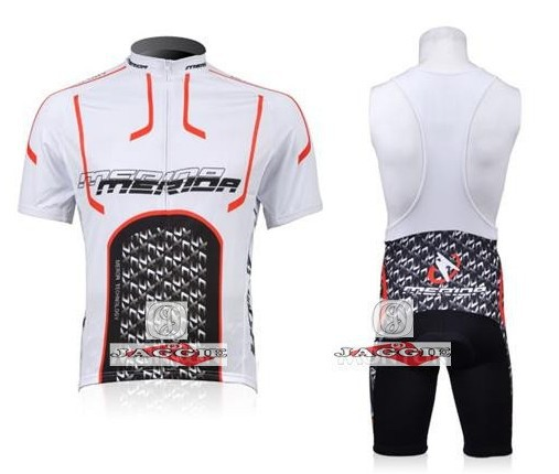 Free shipping NEW Merida 2010 bbb shot short sleeve cycling team jersey wear clothes bic ...