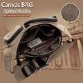 Céu fantasia moda cintura pacotes de saco de lona clássica do vintage bolsa bloco de cor unisex sólida dos homens viajar saco de cross-corpo ocasional mochila