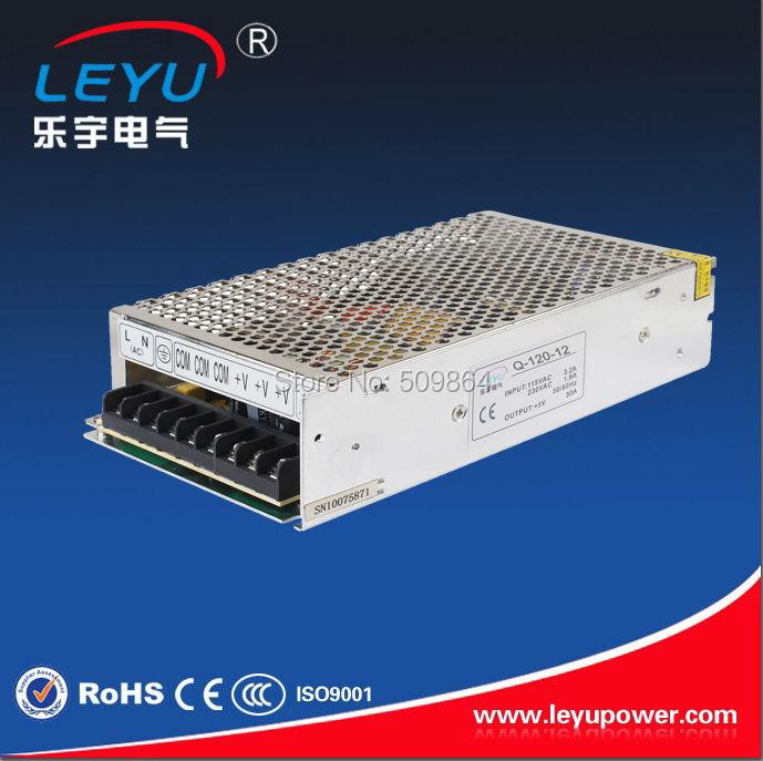 high efficiency Q-120D Q Series Quad Output switch power supply quad output smps q 120e switch power supply 5v 12v 15v 24v dc power supply high efficiency with ce certification