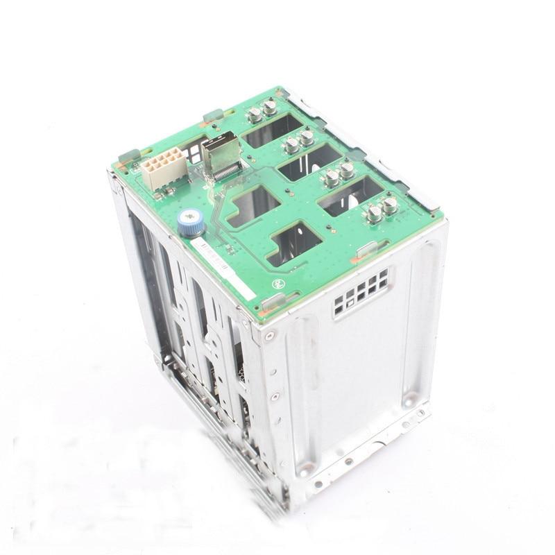 4-Bay SAS/SATA Hot-Plug LFF Hard Drive Backplane 671308-001 ML310e GEN8 V2 Gen9 G9  HARD DRIVE CAGE, 4LFF 686756-001 671308-001