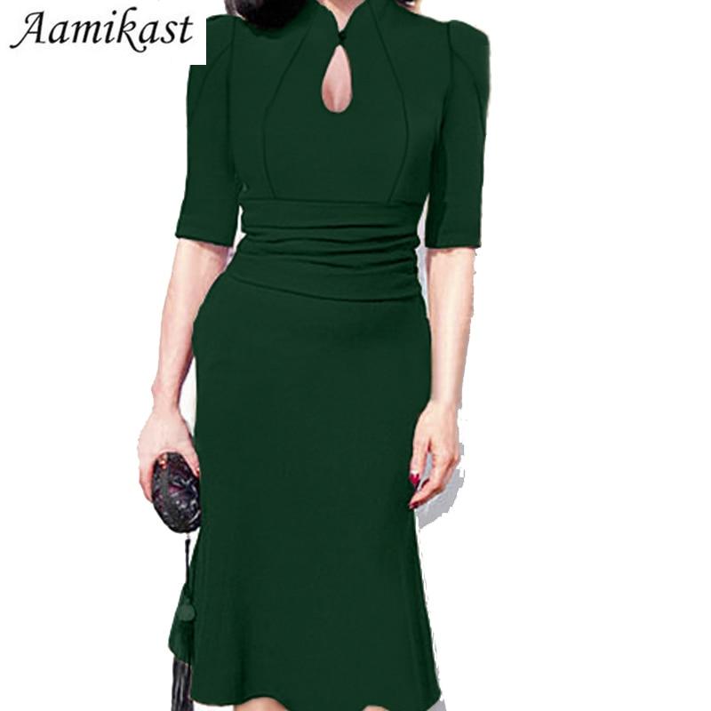 H ljubičasta ženska haljina Midi ispupčena večernja zabava - Ženska odjeća - Foto 6