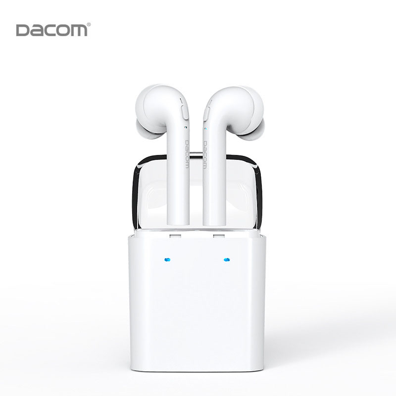 Original Dacom TWS MINI True Bluetooth Headset Sport Wireless Earphone For iPhone 7 7S airpods Double Twins Bluetooth Headphone dacom carkit wireless bluetooth headset earphone with mic car charger for apple iphone 7 plus airpods android xiaomi samsung lg