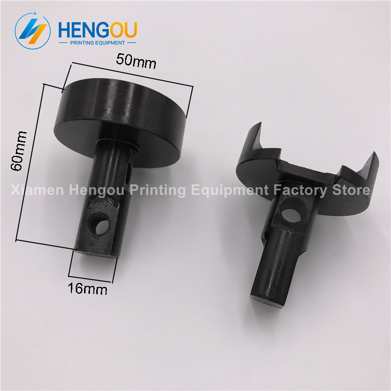 1 set free shipping Hengoucn 102 machine sets of rollers Journal box DS 71.010.114 Journal box OS 71.010.116 16x50x60mm1 set free shipping Hengoucn 102 machine sets of rollers Journal box DS 71.010.114 Journal box OS 71.010.116 16x50x60mm