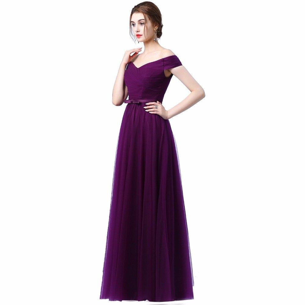 Ladybeauty 2018 Robe De Soiree Rødvin Rød Slit Kort Kveld Kjoler - Spesielle anledninger kjoler - Bilde 2