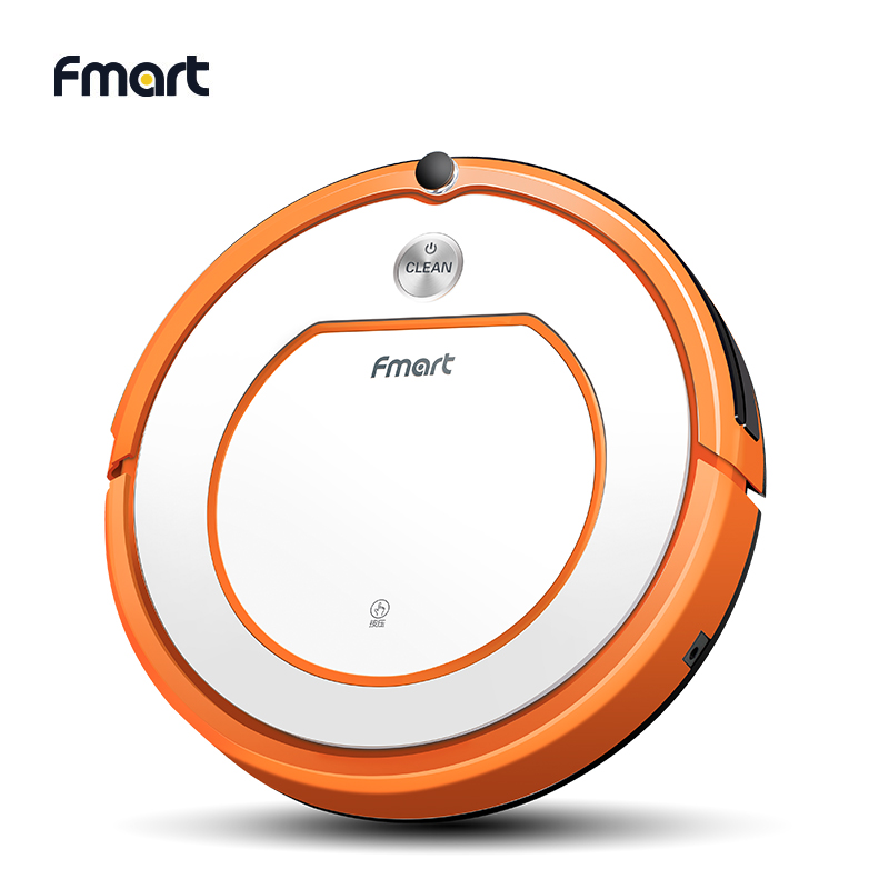 Fmart Robot Vacuum Cleaner YZ Q2 Dry and Wet Cleaning for Hard Floor Planned Cleaning with