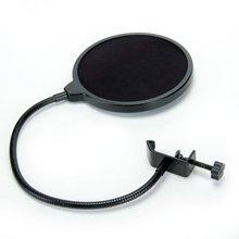 ETC-Filter display protector Anti Pop breath for Studio Microphone