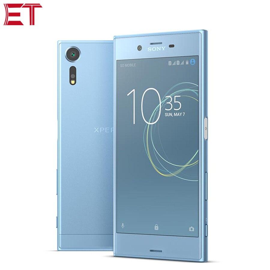 Xperia Original da Sony XZs 4G LTE Mobile Phone Snapdragon820 G8232 Dual SIM Quad Core 64 4GB RAM GB ROM 5.2