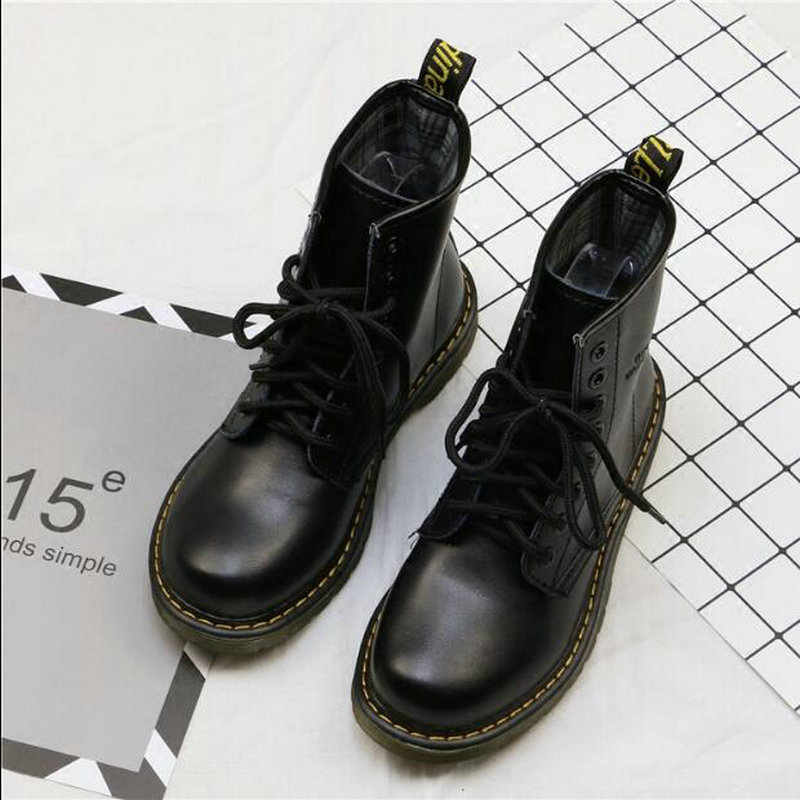 Fashion Retro Woman Platform Leather Non Slip Outdoor fur motorcyle Boots Cow Muscle winter short shoes ankle snow Boots UU-59Fashion Retro Woman Platform Leather Non Slip Outdoor fur motorcyle Boots Cow Muscle winter short shoes ankle snow Boots UU-59