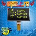 O envio gratuito de 7.0 Polegada 164*100 7300101463 7300130906 E231732 HD 1024*600 tela LCD para cube U25GT tablet PC