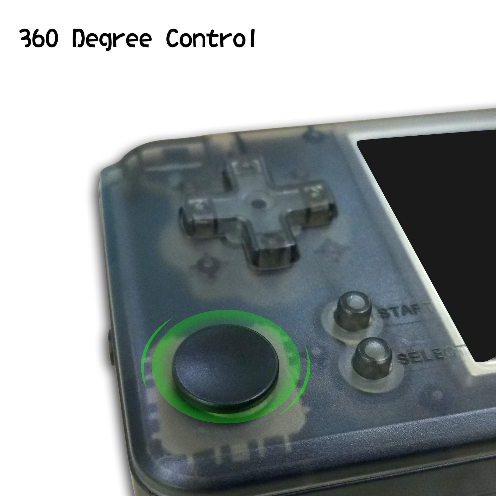 3000 Games Retro Handheld Game Console 60Hz Portable Consoles 3