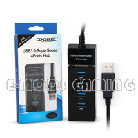USB 3 0 4 Port Super Speed Hub For PS4 PS4 Pro Xbox ONE Xbox One