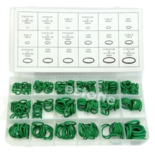 270 шт 18 размеров комплект кондиционера HNBR уплотнительные кольца авто ремонт автомобиля