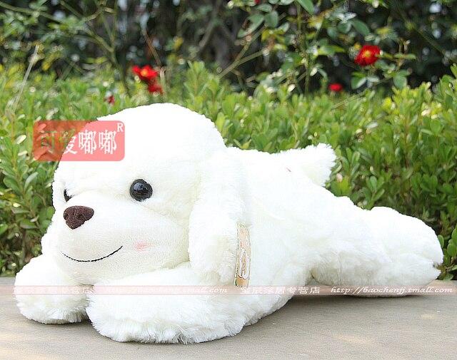 Sallei dog smiley dog plush toy dog doll girls gift