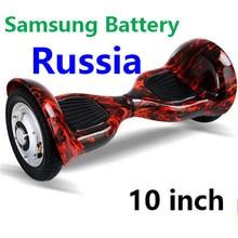 Samsung Аккумулятор Hoverboard 6.5 дюйм(ов) Балансируя Скутер Два Колеса доски Hover руль Oxboard UL