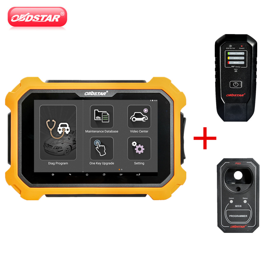 OBDSTAR X300 DP PLUS Powerful IMMO with Diagnosis Service Reset Auto Key Programmer Odometer Tool For Toyota Smart Key ECU Clone original obdstar f101 for toyota immo g reset tool support g chip all key lost free update via tf card f101 obdstar free ship
