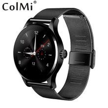ColMi K88H Smart Watch Track Wristwatch Bluetooth Heart Rate Monitor Pedometer Dialing font b Smartwatch b