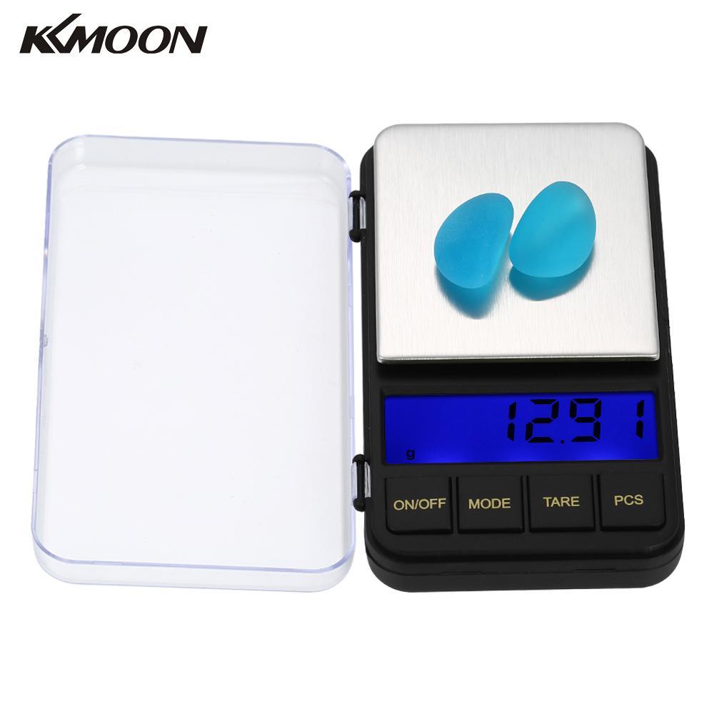 Électronique numérique poche alimentaire Poids Échelle Mini LCD Cuisine Pesée 0.01g-500g