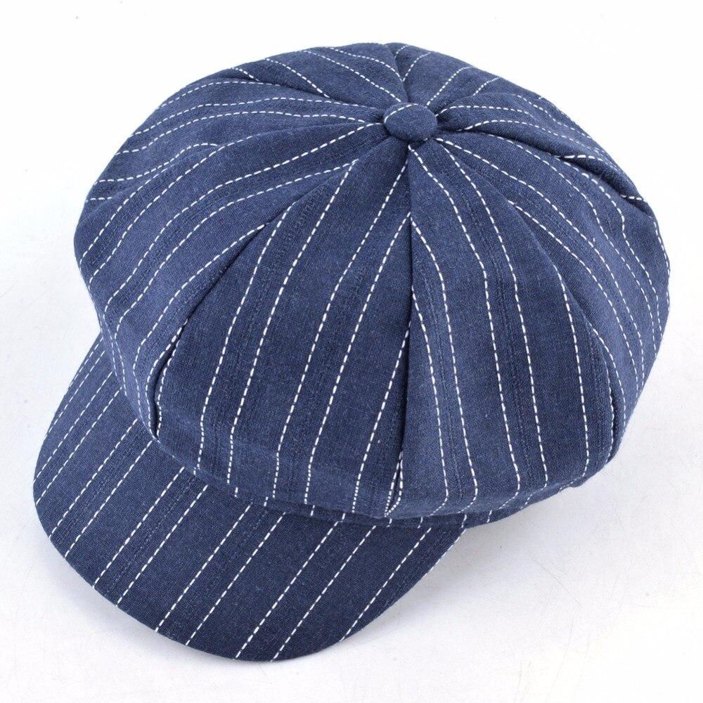 TQMSMY Unisexe printemps Octogonale chapeau homme sapka Double couche gorro  planas hommes Gavroche Chapeau Occasionnel de femmes bande chapeaux pour  hommes ... 675831f074a