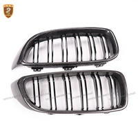 For BMW 4 Series F32 Carbon Fiber Front Bumper Grill Front Kidney Grille Grill 2013 2014 2015 2016 2017 2018 Car Styling