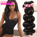 7A Unprocessed Brazilian Body Wave Virgin Hair 3 Bundles Ali Queen Hair Products Brazilian Weave Bundles Brazillian Hair Bundles