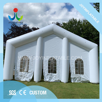 Outdoor Inflatable Wedding Tunnel Event Tent Inflatable Marquee With Flame Retardant for Exhibition